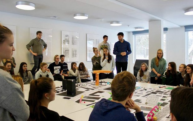 Jury – Architekturworkshop an der KUS