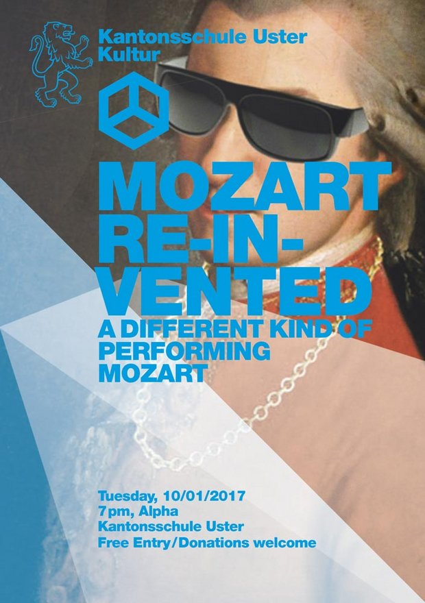 Mozart Re-Invented: A different kind of performing Mozart