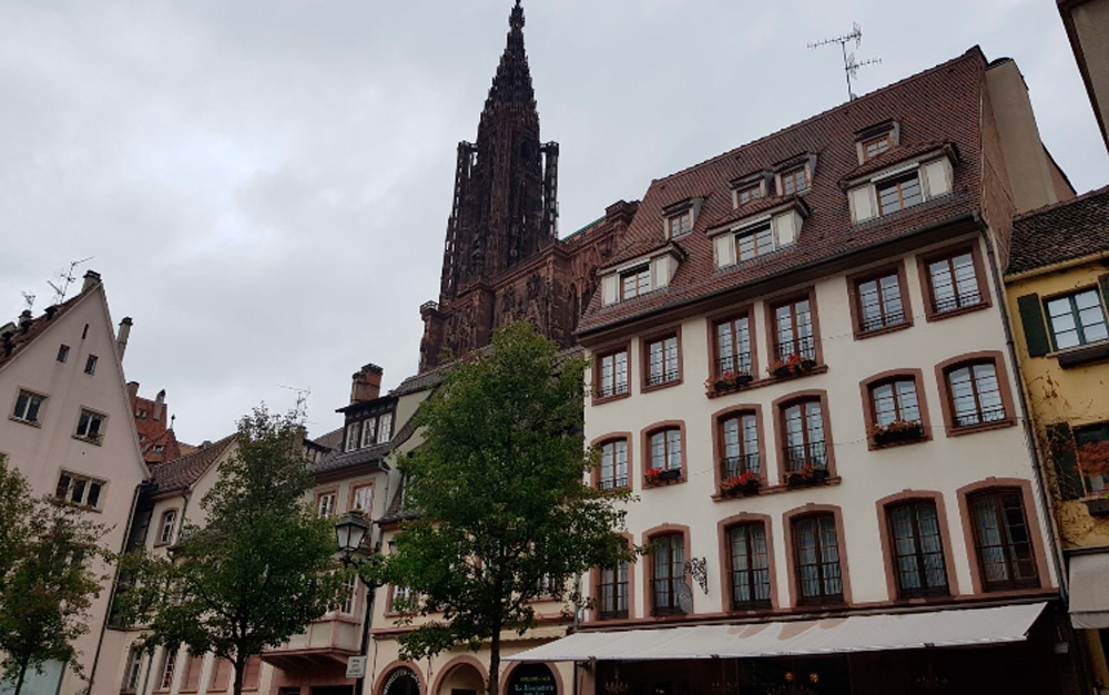 G5e in Strasbourg: Münster